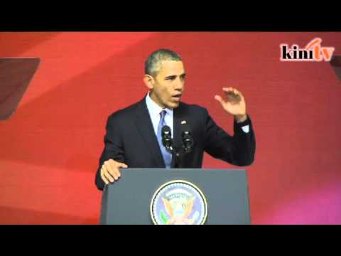 Obama: Southeast Asia has a special place in my heart