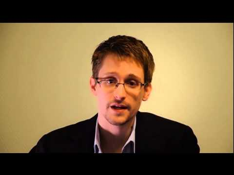 Edward Snowden | Chelsea Manning receives Sam Adams Award | Oxford Union