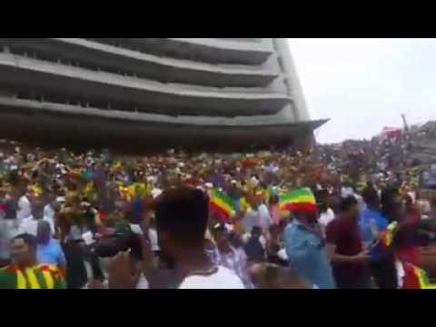 Ethiopians' Sport Festival in North America
