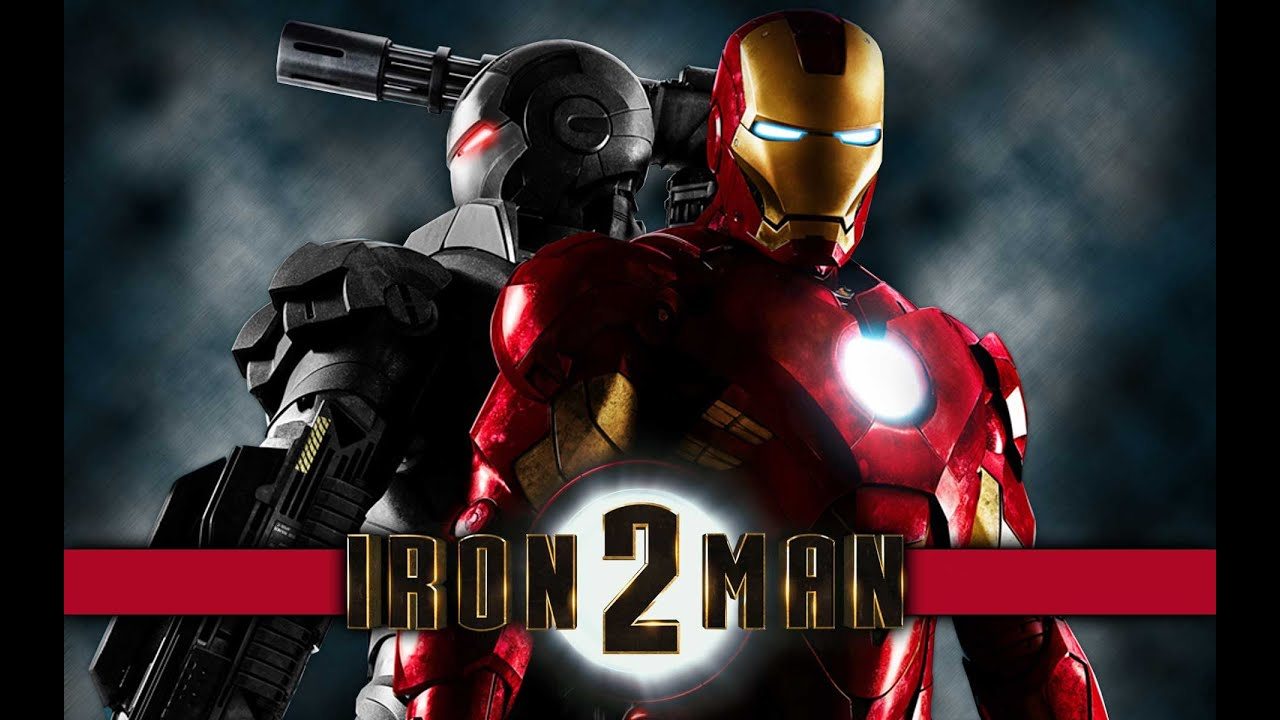 Iron man 2 online castellano
