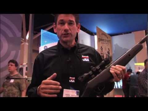 2012 NRA Annual Meetings: Stoeger X20 Suppressor Air Gun