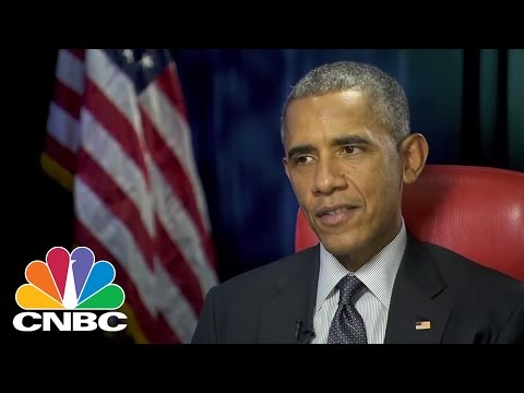 Obama Is A Fan of the Selfie Stick | CNBC