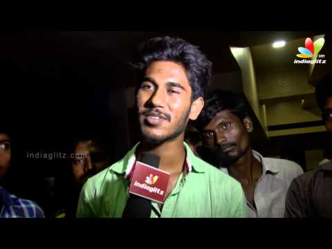 Valiyavan Public Review | Jai, Andrea Jeremiah  Tamil Movie video