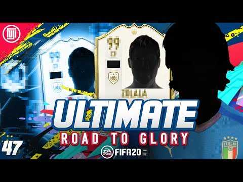 WE GOT AN ICON!!!! ULTIMATE RTG #47 - FIFA 20 Ultimate Team Road to Glory