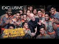 Howie Mandel Explains His Golden Buzzer For V.Unbeatable! - America's Got Talent: The Champions