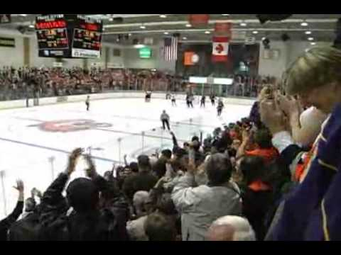 2009-10 RIT Tigers Hockey is listed (or ranked) 17 on the list The Biggest Cinderella Seasons in College Sports