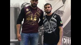 badr hari in chechnya