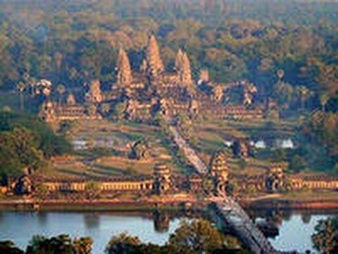 В поисках приключений - Камбоджа (ч.1)