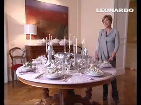 Natale come apparecchiare una tavola perfetta youtube - Apparecchiare una tavola elegante ...