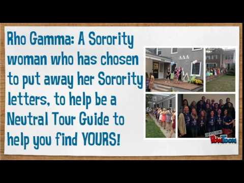 Panhellenic Recruitment 2015