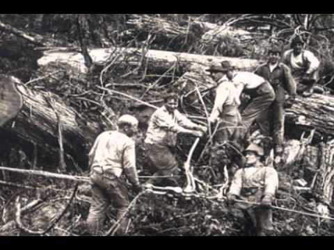 The West Coast Logging Legacy