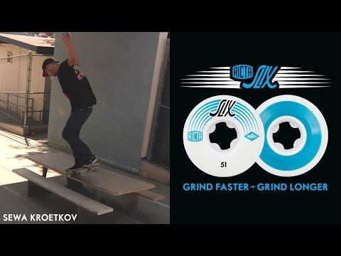 Sewa Kroetkov: Ricta Slix Bonus Clips!