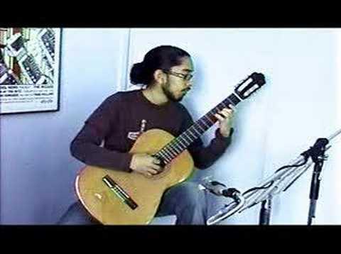 Leo Brouwer - Berceuse Cancion De Cuna