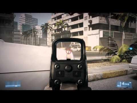 Battlefield 3 прохождение часть 1