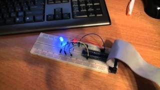 RPI2 Voice Recognition (Control LEDs)