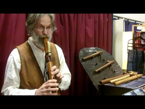 Flutewalker-Native American Wood Flutes. Presented by Woodcraft