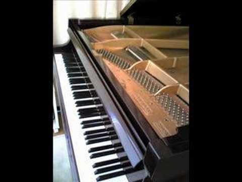 ピアノ演奏 『めぐり逢い』 : アンドレ・ギャニオン