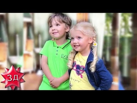ДЕТИ ПУГАЧЕВОЙ И ГАЛКИНА: Лизе и Гарри - 4  года!   Двойняшки принимают поздравления и подарки!