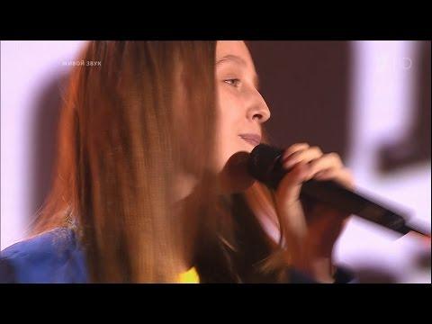 The Voice Kids Russia 2016. Maria (Мария Журавлева) — «Something's Got a Hold On Me». Голос Дети 3