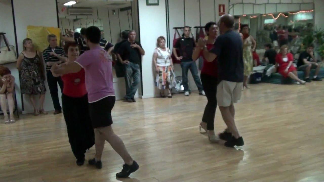 clases de baile de salon en madrid gravacion el el