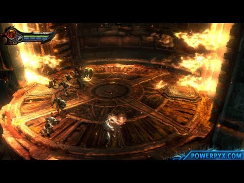 God of War Ascension - Fireproof Trophy Guide