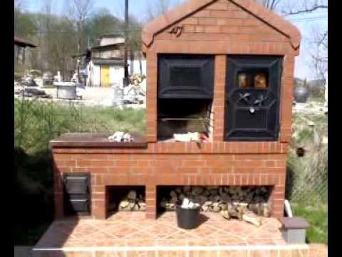 Jak zbudować wędzarnie ogrodową