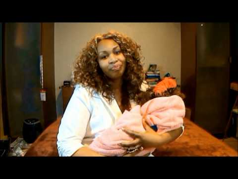 Beyonce's Baby Blue Ivy ... by GloZell