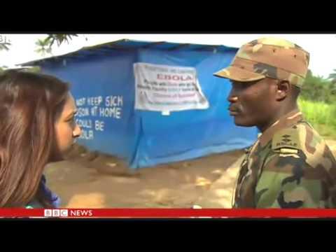 BBC News   A journey through West Africa's Ebola stricken countries