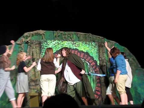 (12 OF 13) - Kewanee High School - Fall Play 2012 - The Hobbit