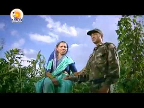 Fauji Ki Maa (garhwali Video Song) - Husnaa video