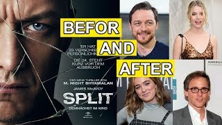 Split - Before and After - Actors Real Names - 2016 to 2017 - Then and Now - Movie and Real