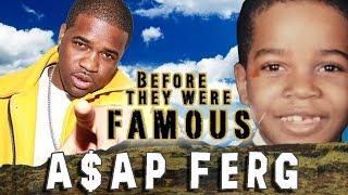 ASAP FERG - Before They Were Famous