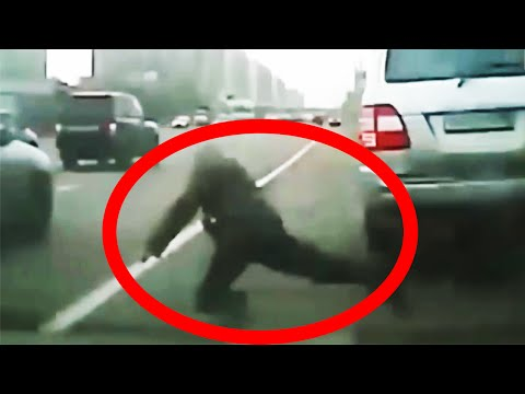 Top 15 Shocking Unexplainable Events Caught On Video