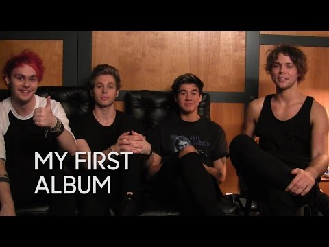 My First Album: 5 Seconds of Summer