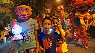 Múa Lân 4K - Đêm Trung Thu Nhạc Thiếu Nhi Vui Nhộn 2017 - MN Toys