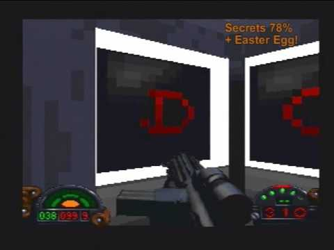 Star Wars Dark Forces (PSX) *100%* - 11 - Detention Center (Part 2 of 2)