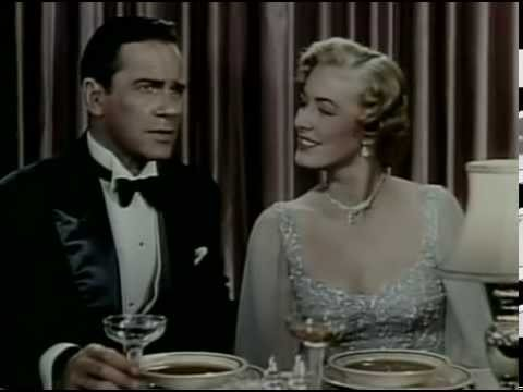Valentino (1951) - Eleanor Parker and Anthony Dexter