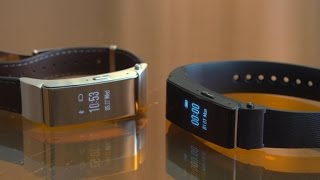 Two-in-one Huawei TalkBand B2 tracks fitness band, handles calls