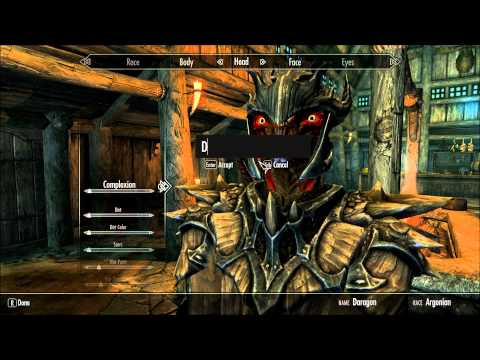 how to change video settings skyrim