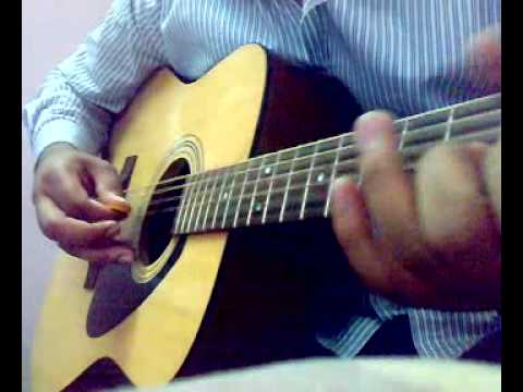 dil ko tumse pyar hua guitar lead by sunny.mp4