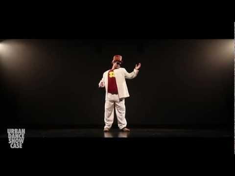 Нереальный танец японца...как он это делает- (HD) / Unreal Japanese dance ... how does he do it?