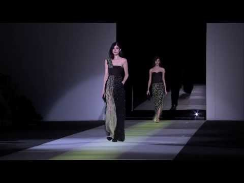 Giorgio Armani - 2014 Fall Winter - Womenswear Collection