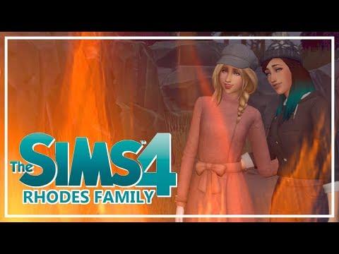 Die SIMS 4 | Let's Play [Deutsch] - Staffel 3 #004: Knisternde Atmosphäre und Babypläne
