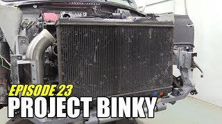 Project Binky - Episode 23 - Austin Mini GT-Four - Turbocharged 4WD Mini