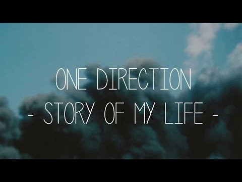 One Direction Story Of My Life Lyrics ( Midnight Memories) video