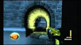 007 Nightfire: The Exchange (Platinum Medal walkthrough)