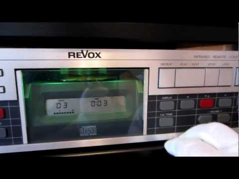 ReVox B225 CD player (Studer)