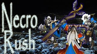 Warcraft 3 - Necro Rush