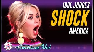 American Idol: Judges SHOCK America + Is Maddie Poppe Being Shaded?