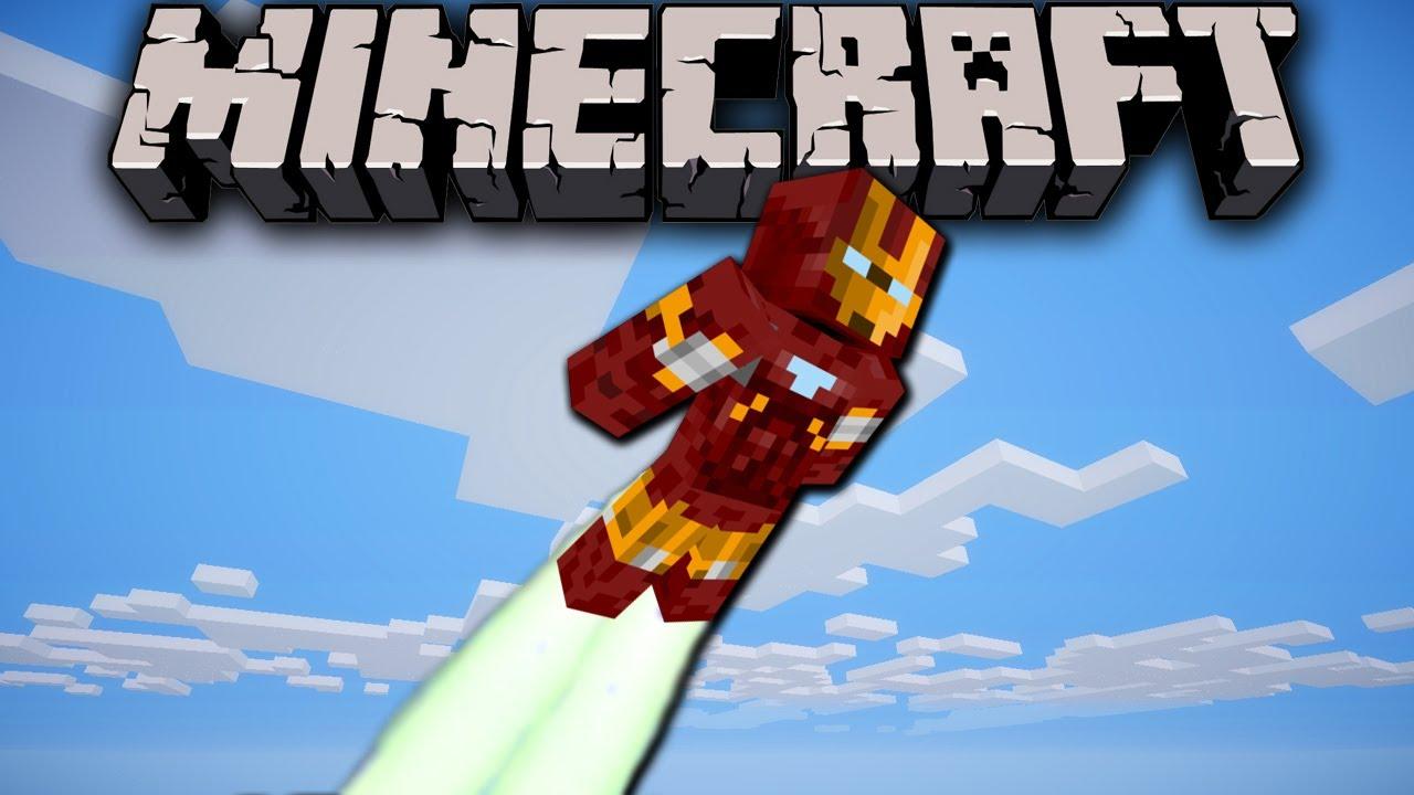 how to find iron minecraft